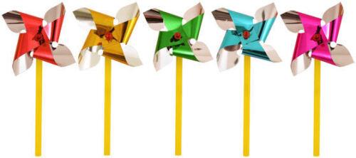 12 Mini Windmills Pinata Toy Loot//Party Bag Fillers Wedding//Kids