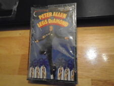 SEALED RARE OOP Legs Diamond CASSETTE TAPE soundtrack BROADWAY CAST Peter Allen