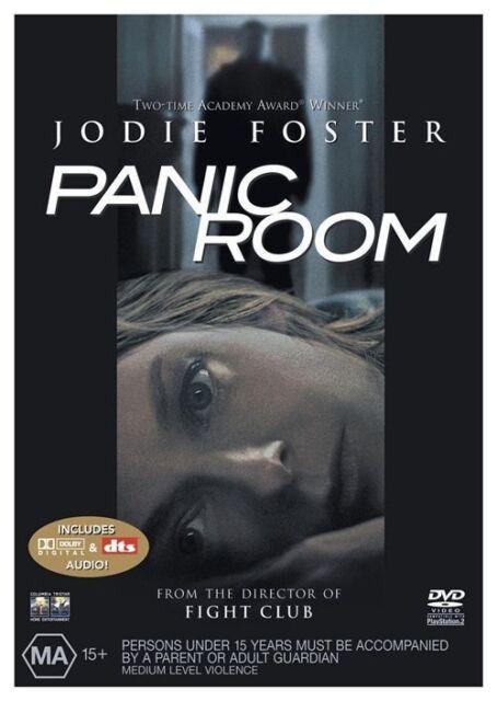 Panic Room (DVD, 2002)  Jodie Foster