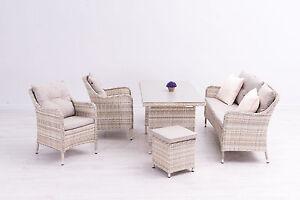 Gartenmöbel Set Santa Ponsa Lounge Essgruppe Neu Möbel Garten
