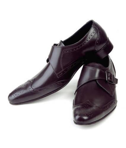 Uomo Nuove Scarpe in pelle fatto a mano design Oxford Formale Marrone Cioccolato Scarpe Fibbia Formale Oxford d8cc0d