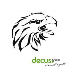 Eagle Head Adler // Sticker JDM Aufkleber Frontscheibe