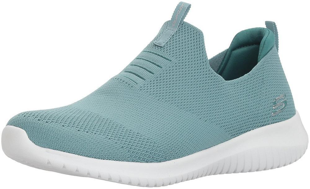 Skechers Sport Women's Ultra Flex-First Take Sneaker Seasonal clearance sale