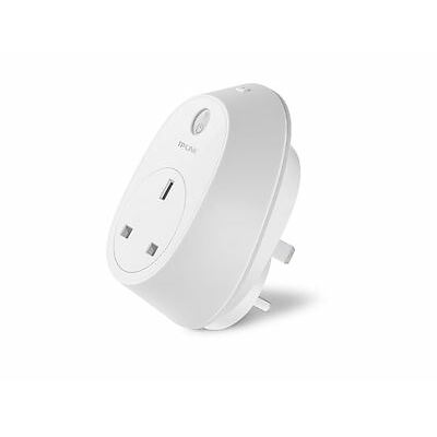 TP-Link Wi-Fi Smart Plug Energy Monitoring For Alexa Control Devices Anywhere UK
