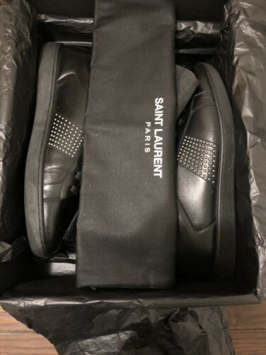 Laurent Saint 41 Ysl High 14aw Paris maat Aq200 sneakers 322083 1089 4qwd5