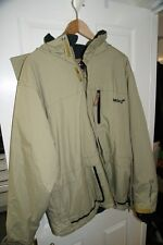 Billabong 'ILIO' Mens Ski/ Snowboarding jacket | Beige | with sideprint | L, LU