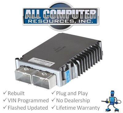 2000 Chrysler 300M 2.7L PCM ECU ECM Part# 4606614 REMAN Engine Computer