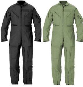 Flightsuit-Air-Force-Coveralls-hombres-grandes-tamanos-4xl-5-Xl-6-Xl