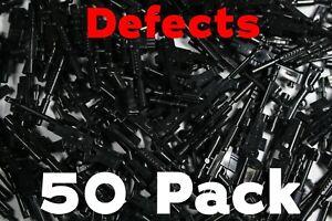 Lego-militaire-Star-Wars-pack-50-PISTOLETS-FUSIL-SNIPER-machine-gun-blaster-Lire-Desc