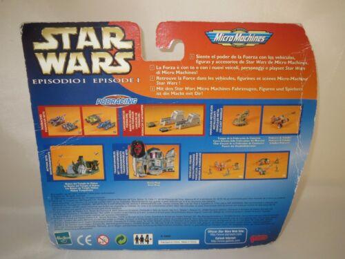 """VINTAGE Set di 1999! Micro Machines /""""Star Wars:/"""" Collection VII/"""" Rarità"""