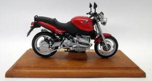 Maisto 1/10 Scale diecast - 31601 BMW R1100R Red Motorbike