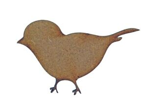 Design 2 Bird MDF Laser Cut Craft Blanks in Various Sizes