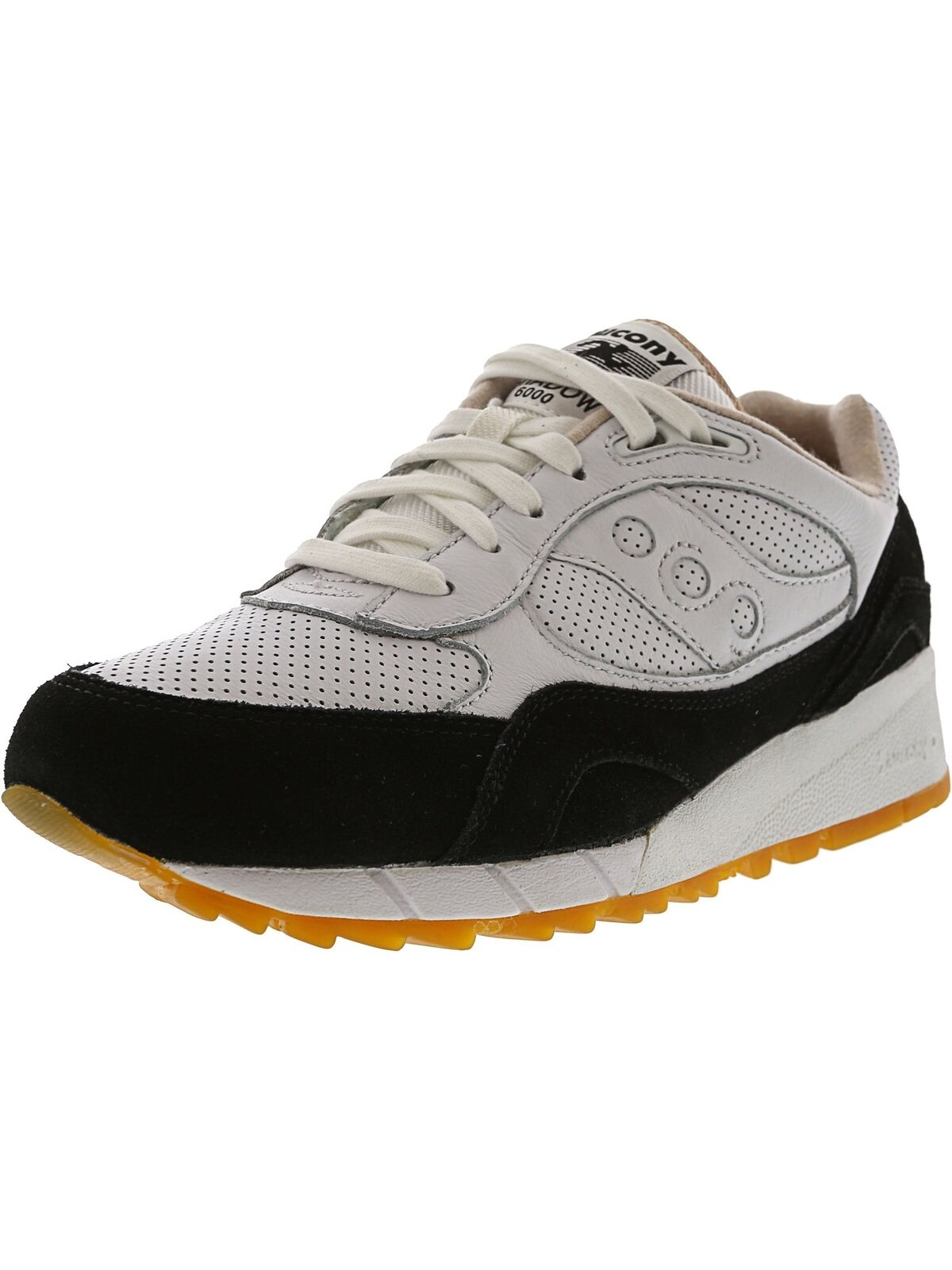 Saucony Men's Shadow 6000 Ht Ankle-High Leather Running shoes