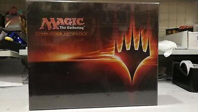 2017 Magic the Gathering MTG Commander Anthology Factory Sealed Box Set
