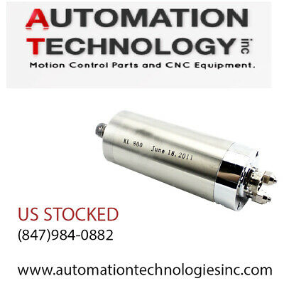 800W 1HP AIR Cooled CNC Milling Spindle KL-800A