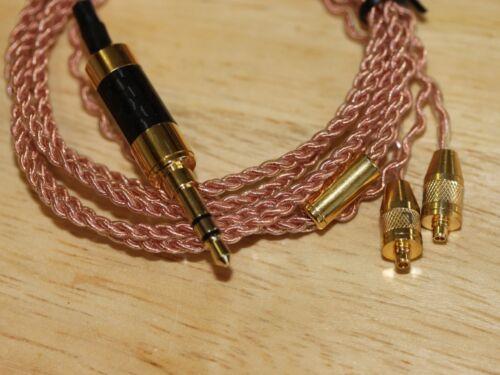 Upgrade replacement Cable 7N OCC  for SHURE SE535 SE425 SE315 SE215 SE846 UE900