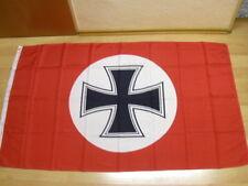 Fahnen Flagge Deutsches Reich Eisernes Kreuz  ROT  NEU - 90 x 150 cm