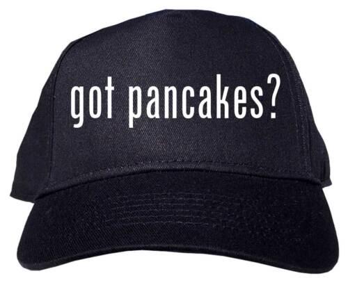 Got Pancakes Adult Baseball Hat Cap Adjustable