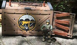 Zabawki konstrukcyjne MEGA Blocks MEGA CONSTRUX CALL OF DUTY WWII ARMORY 76 PCS FVG02 FREE SHIPPING