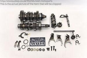 Triumph Thunderbird 900 1 96 Engine Gearbox Assembly Ebay