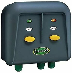 Blagdon Powersafe Switchbox - 2 Outlet Pond outdoor weather proof
