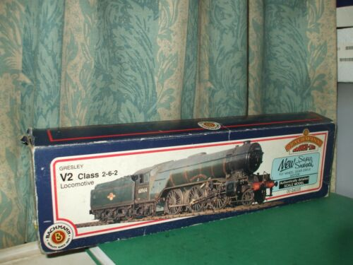BACHMANN LNER V2 EMPTY BOX ONLY No.3