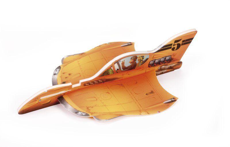 greypner Vector Planes Rusty Carl N° 13309.5