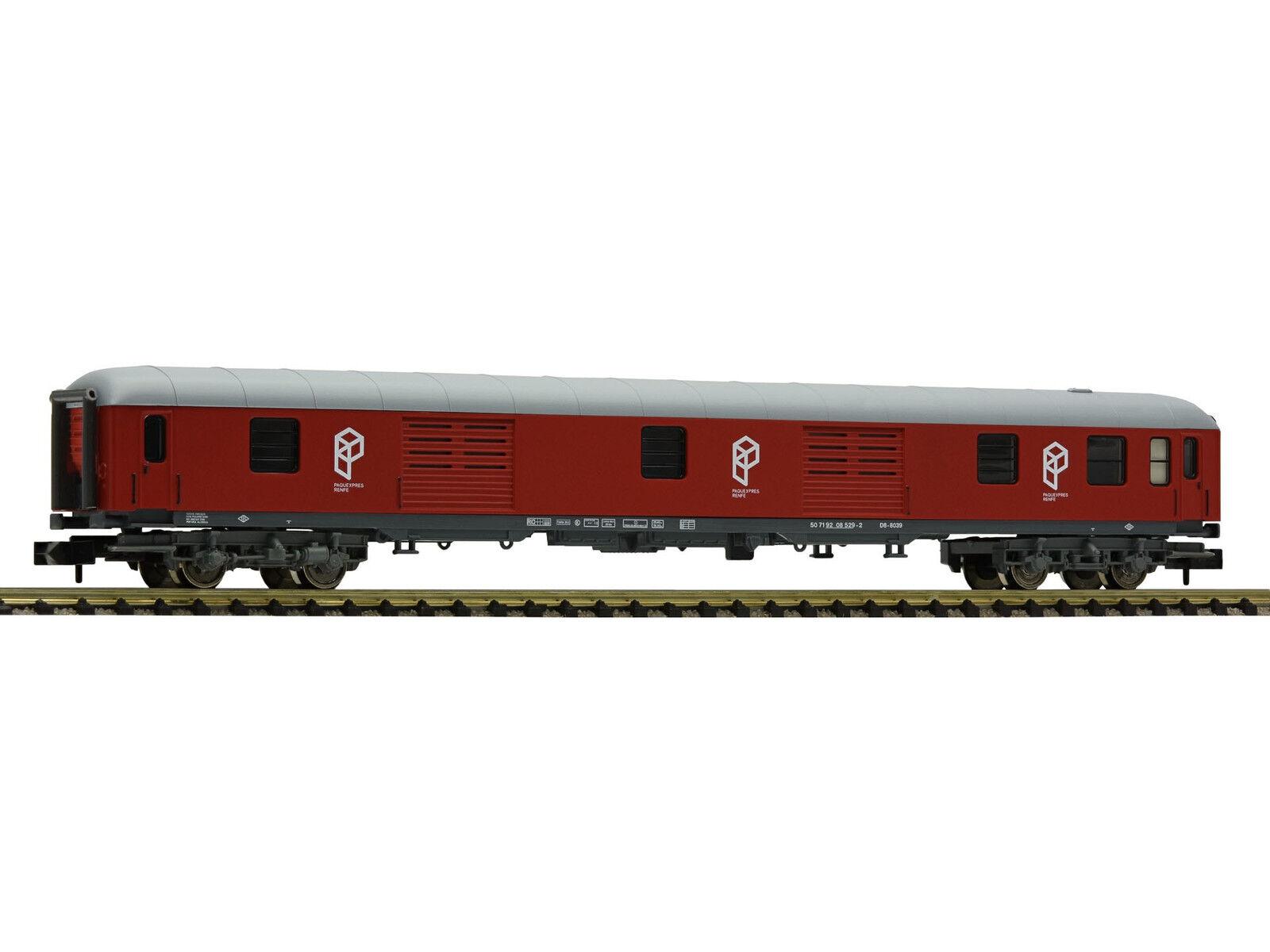 Fleischmann 818902-post carrello paqueexpress RENFE-Traccia N-NUOVO