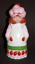 Strawberry Shortcake Porcelain Ceramic Figure statue free shipping USA used