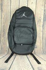 item 4 Nike Air Jordan All World Laptop Backpack School Bag Black-Silver  9A1640-023 -Nike Air Jordan All World Laptop Backpack School Bag Black- Silver ... c6f42fc70a436