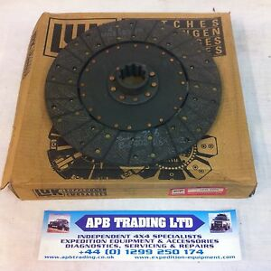 FORD-5000-5100-5600-5610-5900-6600-6610-VAPORMATIC-CLUTCH-DRIVE-PLATE-VPG2008