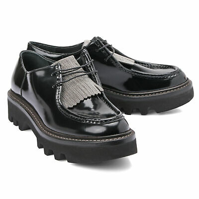 Brunello Cucinelli Women/'s Leather Sneaker EU 37.5 US 7.5