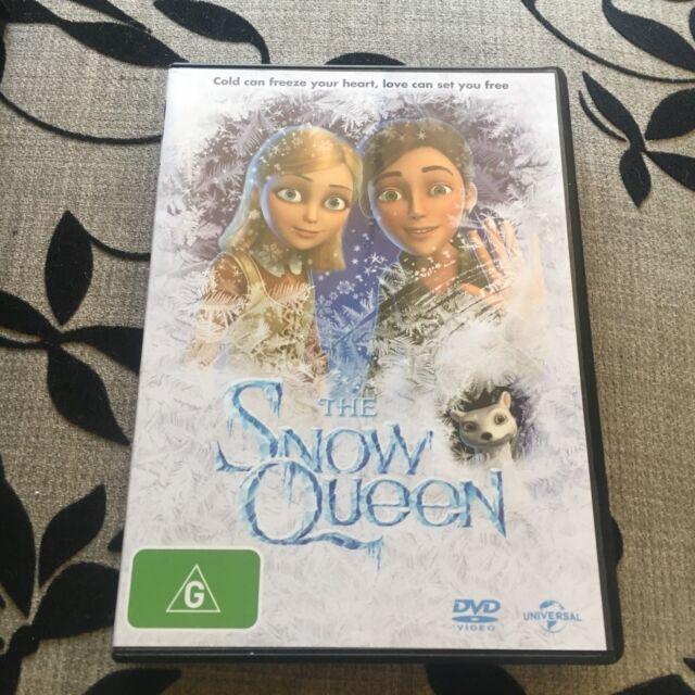 THE SNOW QUEEN DVD