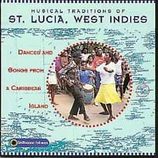 Various Artists - Musical Traditions of St Lucia / Various [New CD]
