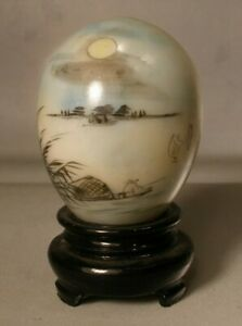 Hand-Painted-Chinese-Stone-Egg