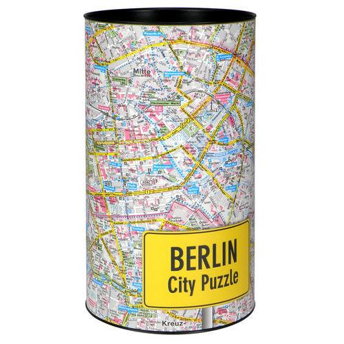 BERLIN Original Karte als XL Puzzle NEU/OVP Berliner City Map 500 Teile Souvenir