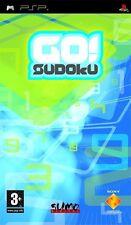 GO SUDOKU            -----   pour PSP