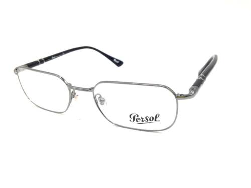 $343 Persol Mens Black Eyeglasses Frames Glasses Italy Lens 2431-V 513 51