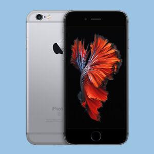 Apple  iPhone 6s - 64GB - Space Grau (Ohne Simlock) Smartphone WOW!