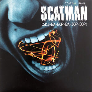 Scatman-John-CD-Single-Scatman-Ski-Ba-Bop-Ba-Dop-Bop-France-EX-EX