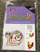 Amazing Designs Applique It Embroidery Designs Software