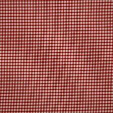 "Red / white gingham pocket square  1/8"" Check MOD / 60`s retro - ideal Gift"