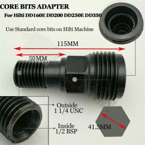"""HILTI STYLE DD-BL DD200 TO 1-1//4/"""" DD-BS M CORE BIT TO DRILL ADAPTER DD350 DD 500"""