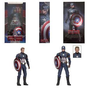 CAPTAIN-AMERICA-1-4-SCALE-Neca-MARVEL-CIVIL-WAR-Avengers-2018-18-034-INCH-FIGURE