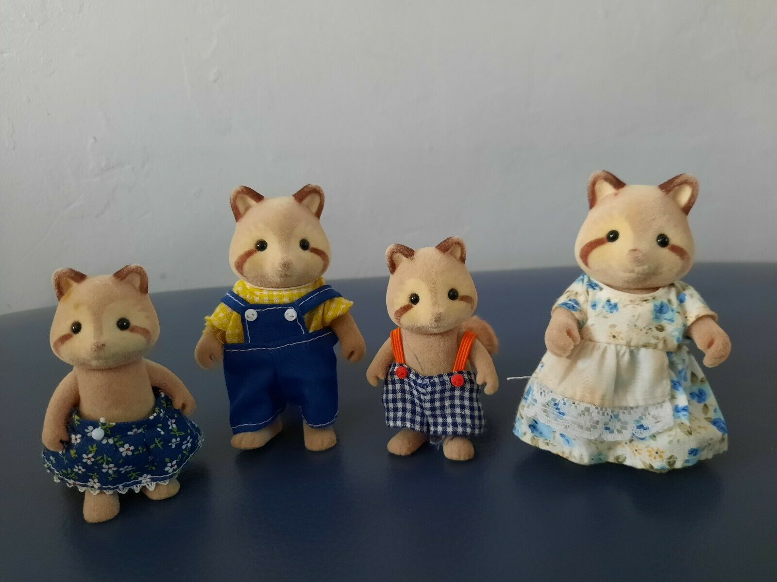 Family Sylvanian Vintage Images