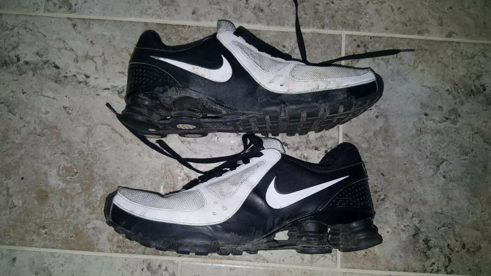 2009 Mens Nike Shox Turbo 10 shoes Mens Size US9.5 ONLY MODEL FOR SALE ON EBAY