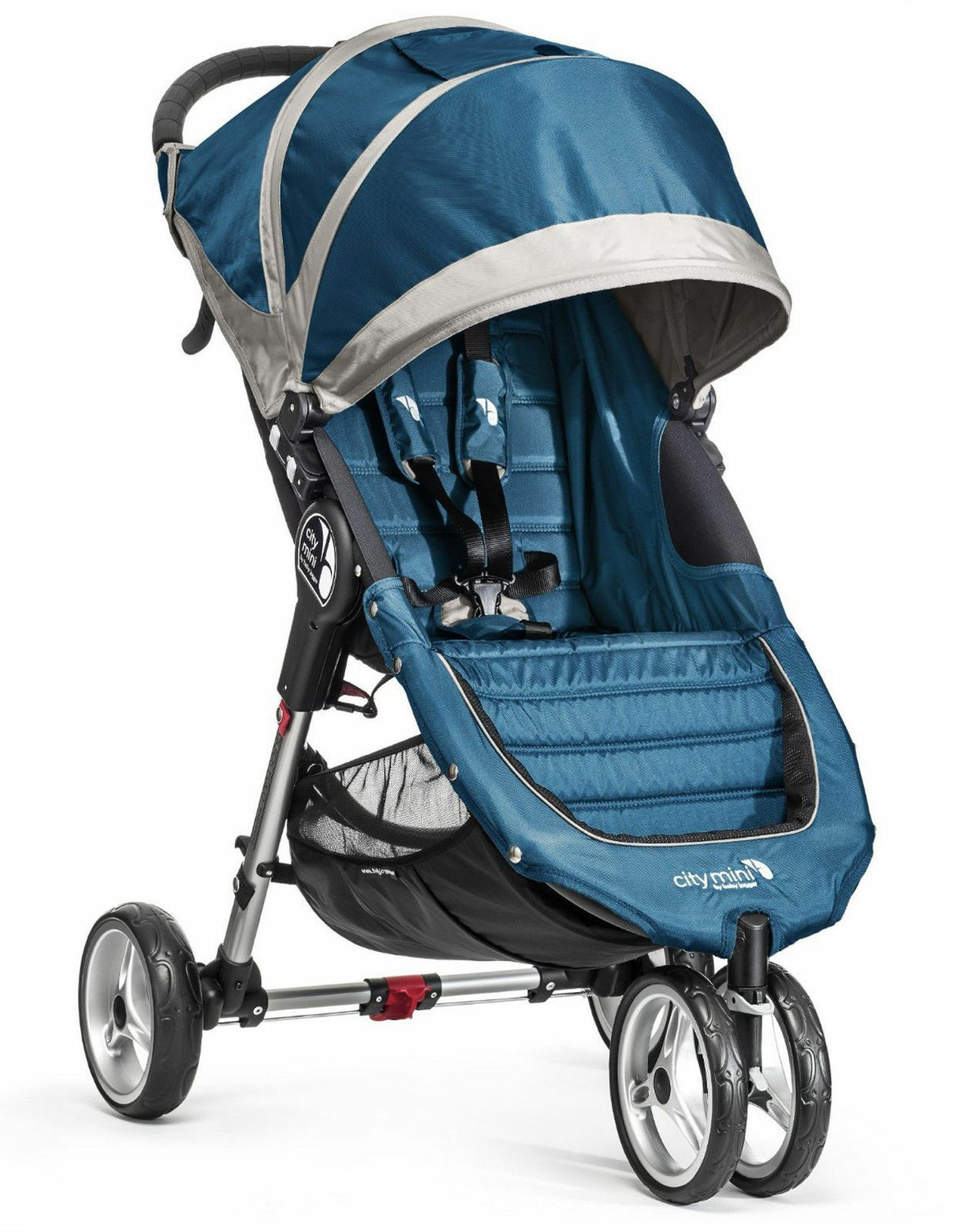 Baby Jogger City Mini Compact Lightweight 3 Wheel Stroller