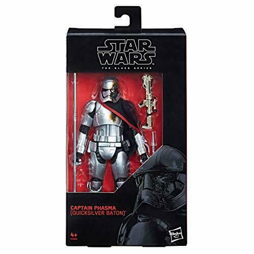 Star Wars The Black Series 6-inch Captain Phasma Figure