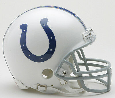 Indianapolis Colts Nfl Football Helmet Wreath Ornament Christmas Tree Topper 95855590370 Ebay
