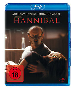 HANNIBAL-Integral-Ridley-Scott-ANTHONY-HOPKINS-Julianne-Moore-BLU-RAY-neuf